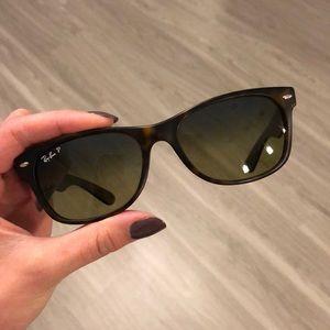 New Wayferer Ray-Ban Polarized Sunglasses